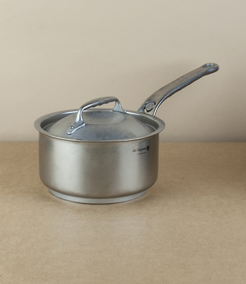 French stainless steel saucepans