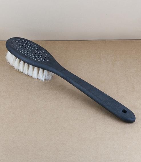 Finnish long handled sauna/bath brush