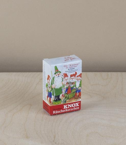 Box of mixed mini räucherkerzchen