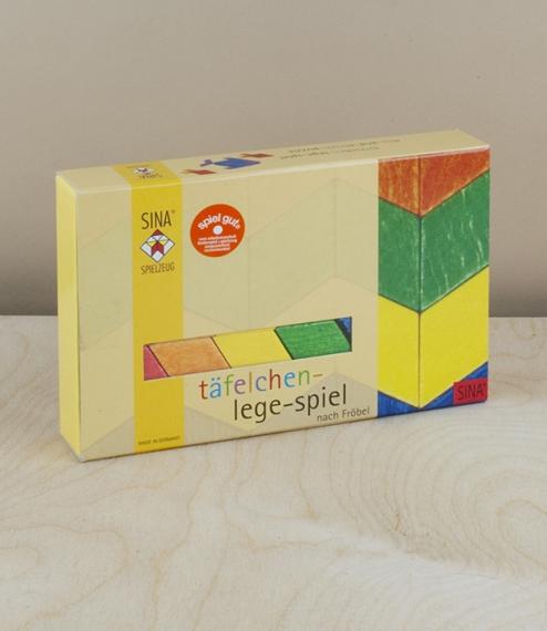 Shape maker, mix & match puzzle