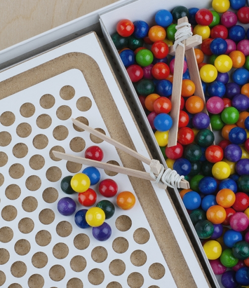 Mini ball game