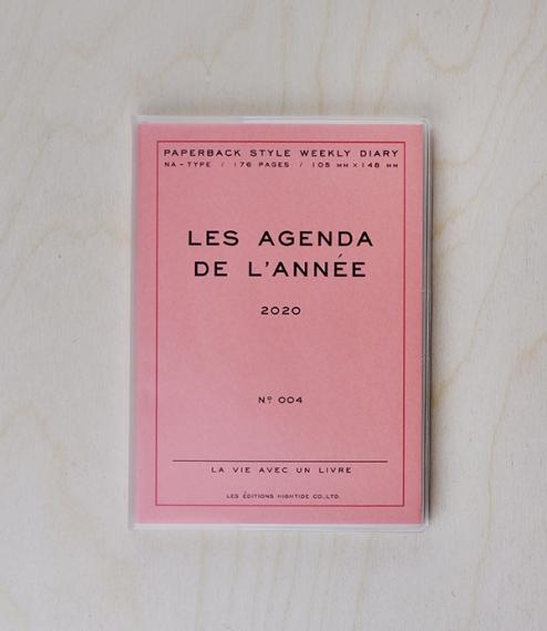 Les Agenda de l'Année 2020