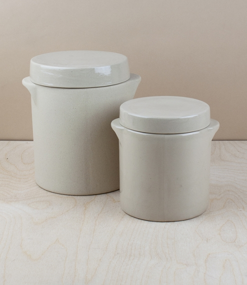 Manufacture de Digoin preserving jars