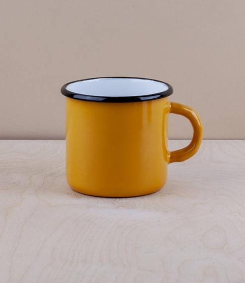 Ukrainian enamel mugs, 0.4l