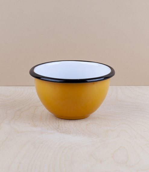 Ukrainian enamel bowls – 10cm diameter