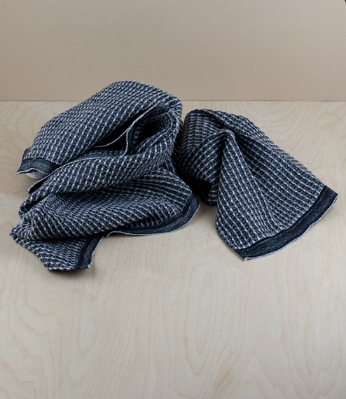 Finnish linen and Tencel kitchen towels