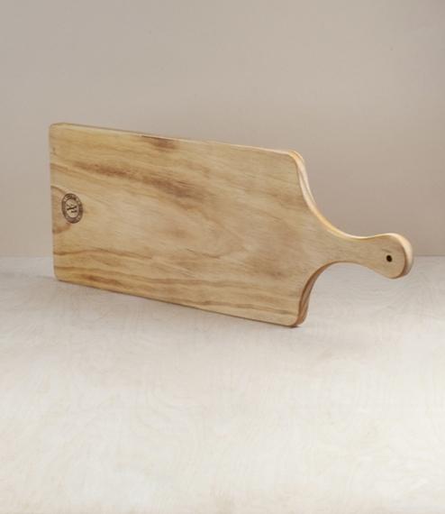 Portuguese chopping and serving board, rectangular, medium, 60cm x 20cm x 2cm
