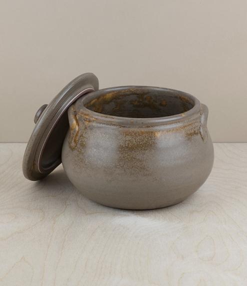 Portuguese terracotta soup pots