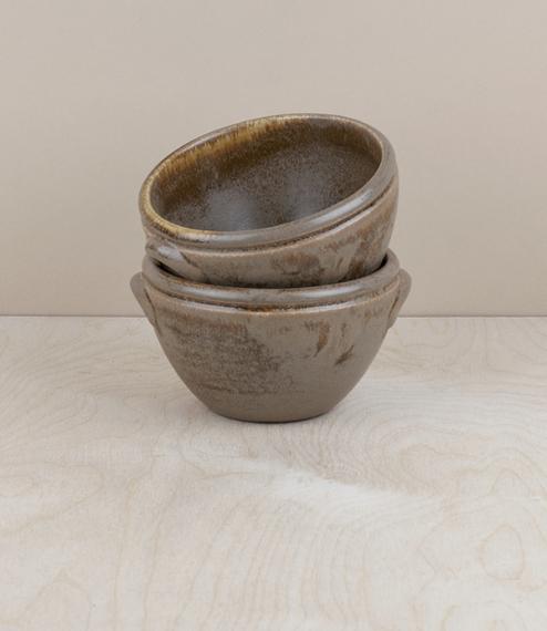Portuguese terracotta table or prep bowl