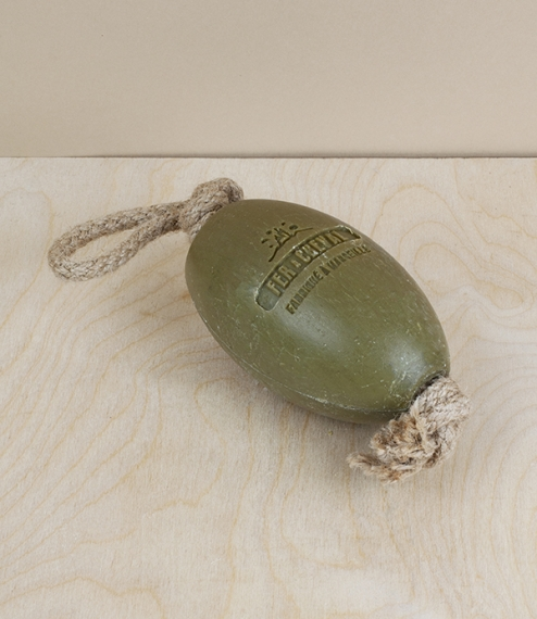 Marseille soap on a rope, 240 grams