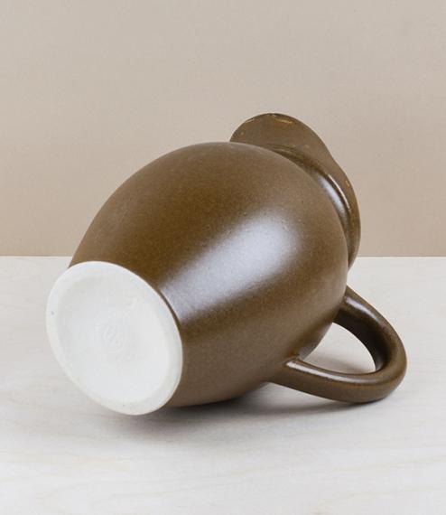Pinte cidre, 1.0l stoneware table jug
