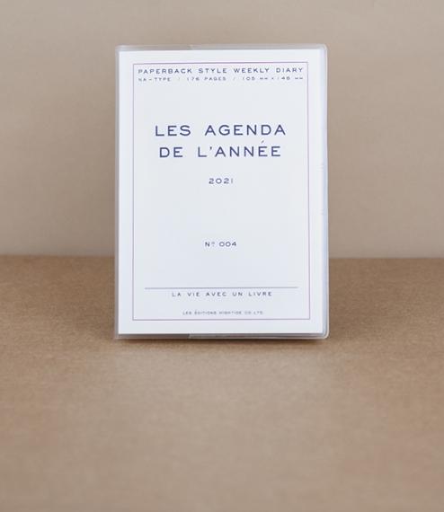 Les Agenda de l'Année 2021