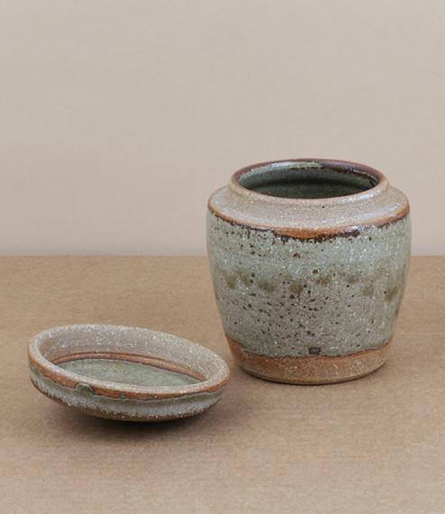 Jack Welbourne small jar