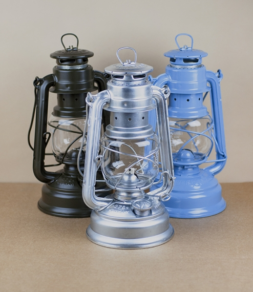Feuerhand have been making paraffin storm lanterns in Germany since 1902, and remain today as the only European manufacturer of such lights. The quali..