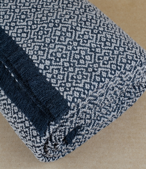 Finnish merino wool scarves