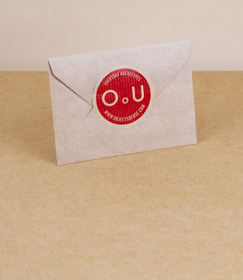 Objects of Use gift certificates