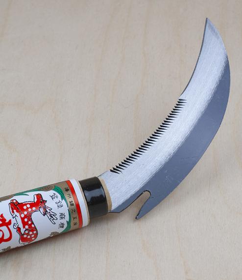 'Resting Deer' box opener or small pruning knife