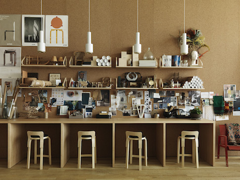 We're very pleased that Objects of Use is at the VitraHaus, or at least many of our products are.